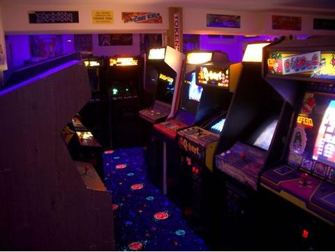 Peter Hirschberg 39 S Arcade Game Room Neatorama