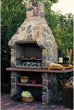 Bbq Grill Design Ideas outdoor bbq designs in barbecue grills built in barbecue grills1 home Is Nexo A Fireplace Or A Bbq Grill Why Both Of Course This Awesome Outdoor Fireplace Is Designed And Built On The Danish Island Of Mors By Master