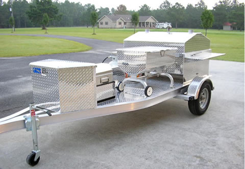 News People Barbecue Grill