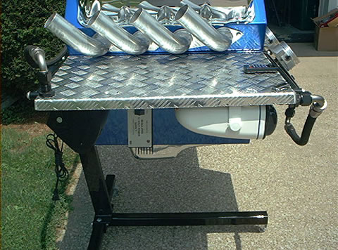 American Classic Car Grills by Hot Smoke Barbecue