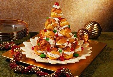 Jelly Belly Cream Puff Christmas Tree. - Neatorama