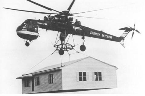 Sikorsky Skycrane Neatorama