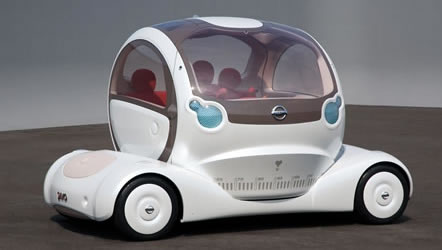 Superb OddPeak Has A Nice List Of 10 Coolest Concept Cars. This One Is Nissan  Pivo, With A Passenger Cabin That Revolves 360 Degrees Thus Eliminating The  Need To ... Photo