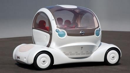 Cool Concept Car Nissan Pivo Neatorama - Nice cool cars