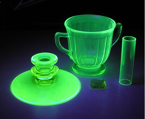 Difference Between Vaseline And Depression Glass