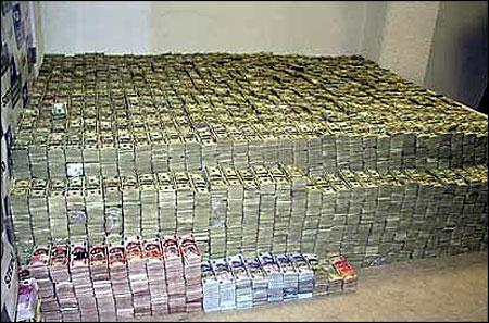 ... drug cash seizure and the largest maritime drug seizure in history