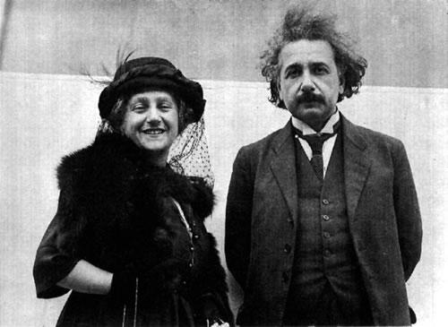 Image result for einstein marriage