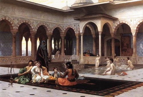 5 things to know about harems before you get one neatorama for The meaning of terrace