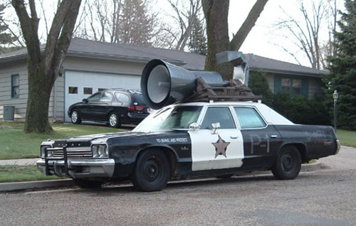 Bluesmobile Neatorama