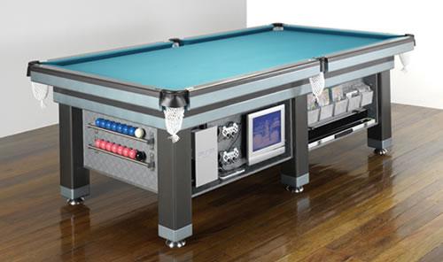 Pool Table Entertainment Center Bar The Executive Neatorama