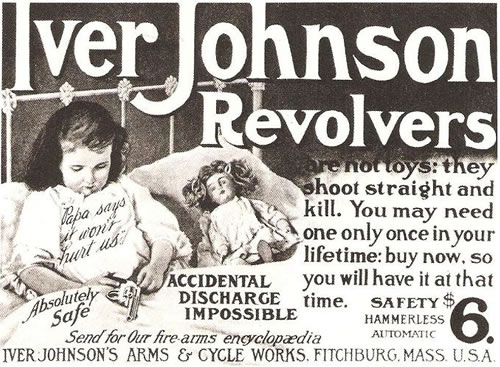 why cant ads be like this anymore????? - General Handgun Discussion