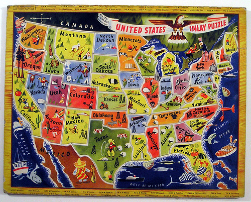 The Origins Of State Names
