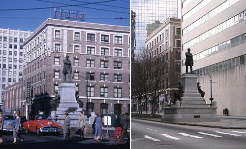 Atlanta Time Machine: Then and Now Photos of Atlanta, GA ...