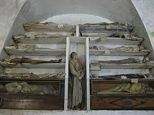 capuchin-catacomb-1 - Tomb designs - Lifestyle, Culture and Arts