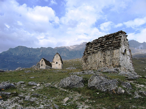 city-of-the-dead-ossetia-2 - Tomb designs - Lifestyle, Culture and Arts