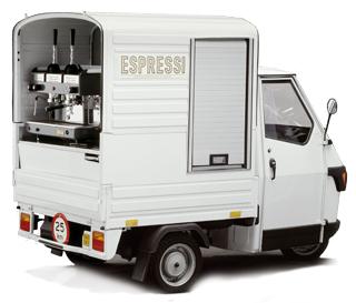 Mobile Espresso Machine Brings The Coffee To You Neatorama