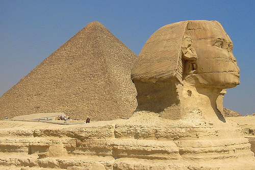 great-sphinx - Tomb designs - Lifestyle, Culture and Arts