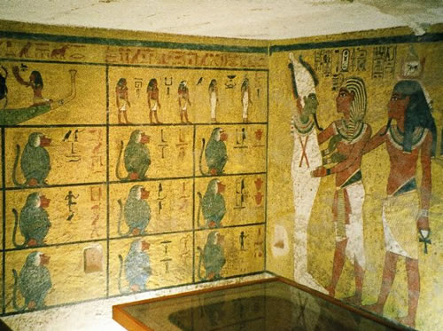 king-tut-tomb - Tomb designs - Lifestyle, Culture and Arts