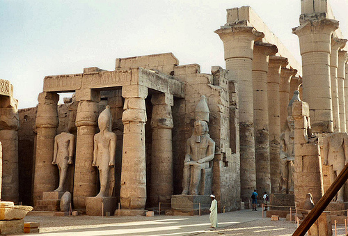 luxor-temple - Tomb designs - Lifestyle, Culture and Arts