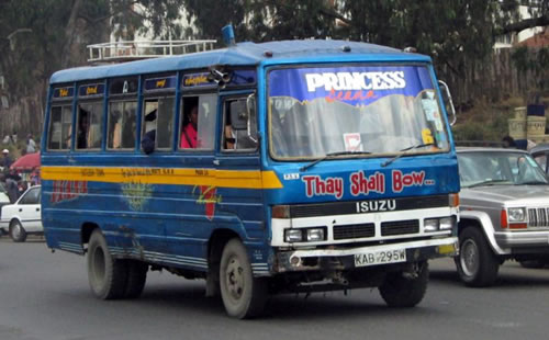 research paper on matatus in nairobi The city of nairobi, where kibera is  use buses and matatus to reach the city  with the french institute for research in africa (ifra) of nairobi.