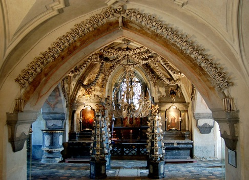sedlec-ossuary-entrance - Tomb designs - Lifestyle, Culture and Arts