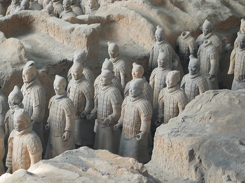terracota-army-2 - Tomb designs - Lifestyle, Culture and Arts