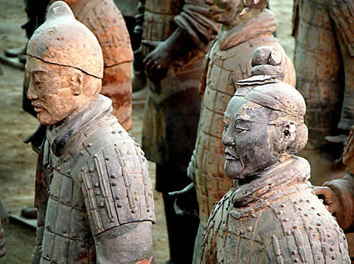 terracota-army-face-details - Tomb designs - Lifestyle, Culture and Arts