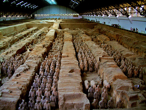 terracota-army - Tomb designs - Lifestyle, Culture and Arts