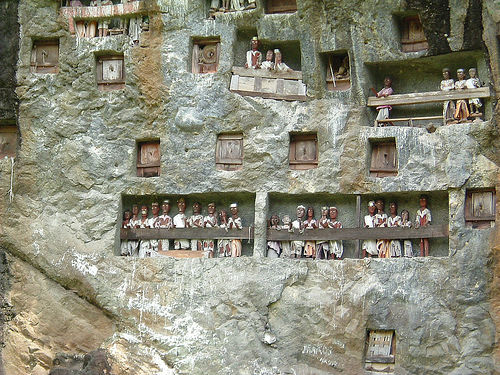 toraja-cave-balcony - Tomb designs - Lifestyle, Culture and Arts
