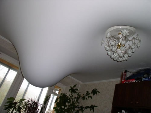 Call In A Dependable Restoration Company To Overcome Water Extraction Effortlessly undulating-ceiling-russia