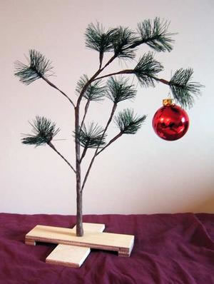 Christmas trees neatorama click for details charlie brown christmas