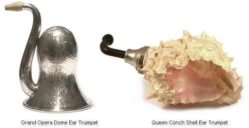 Using Eartrumpet