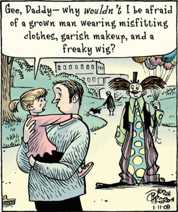 Image result for men phobia cartoon