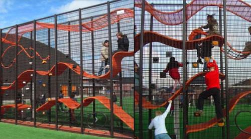 Fun New Playground Design Neatorama