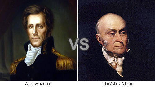 thomas jefferson vs andrew jackson essay Jeffersonian and jacksonian democracy are both jackson's and jefferson's actions and words are very similar and support the same beliefs thomas jefferson was a.