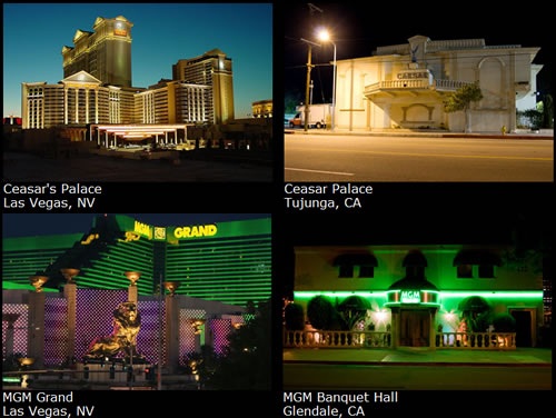 las vegas casino names