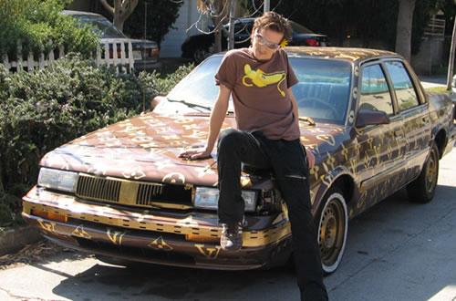 Ghetto Chic: The Oldsmobile Cutlass Sierra Louis Vuitton Limited Edition    Neatorama