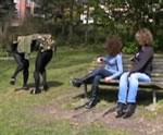 Boston Dynamics Big Dog Spoof