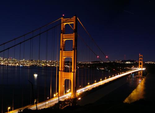 10 most beautiful bridges in the world neatorama for Golden night