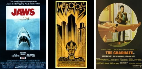 best movie posters of all time neatorama