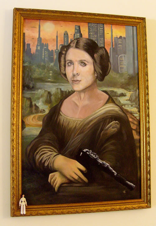 Cant Buy Me Love Movie The Mona Leia by Jim H...