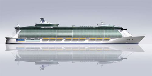 Oasis Class Cruise Ship Neatorama