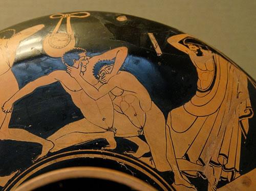 Ancient Olympics Gay Porn - Pankration: Ancient Greek Mixed Martial Arts