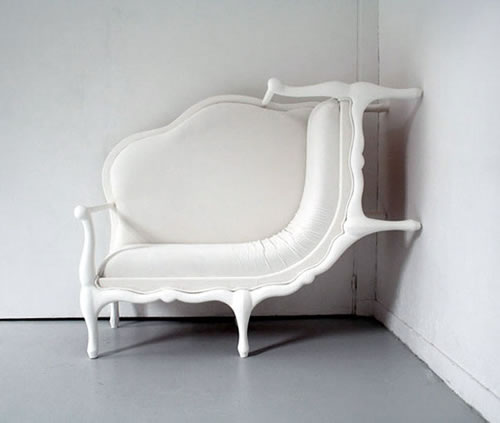 This Wall Climbing Sofa By Lila Jang Is The Perfect For That Odd Corner Of House Where No Other Furniture Fits It S Part 2007 Contemporary Art