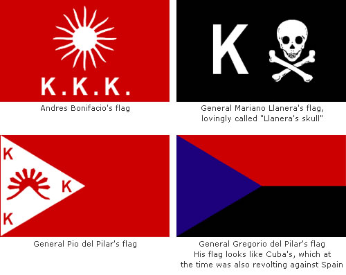 evolution of the philippine flag New topic the campaign for independence philippine history new topic why do we need to study philippine history new.
