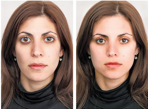 Image result for beautification of the face