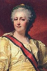 Catherine the great sex