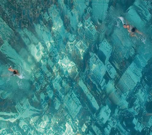 global warming pool Pool City