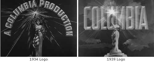 Vintage Columbia Pictures Logo (Source: Reel Classics)