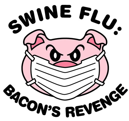 sq online when pigs flew  static neatorama com images 2009 04 swine flu bacon revenge jpg